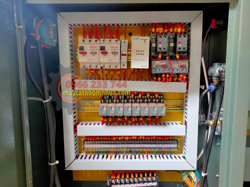 Hệ thống điện Hãng DELIXI - Schneider