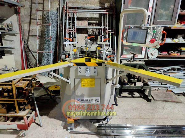 Lắp đặt máy tại nhà anh Hùng - Hải Phòng