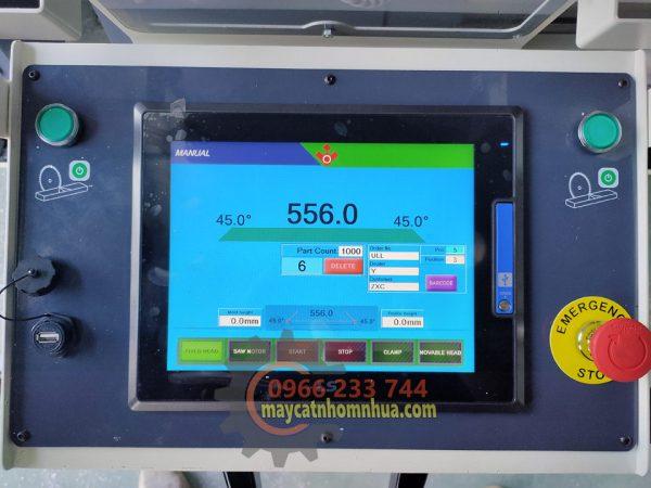 Bảng điều khiển bàng màn hình cảm ứng màu HMI